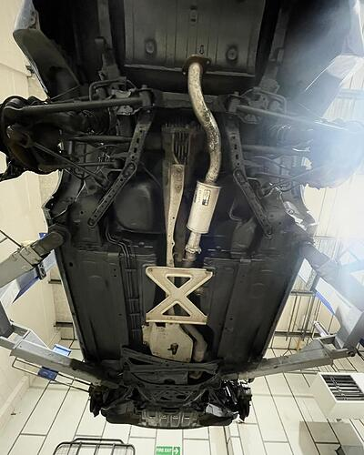 MX5 (Mine) Underseal
