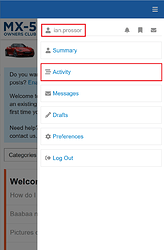 Mobile Activity