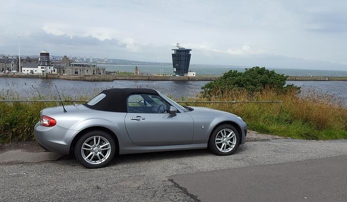 Mk 3 at Aberdeen