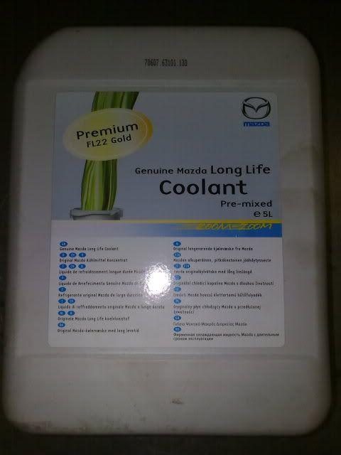 Longlife Coolant FL22