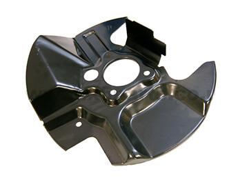 Brake Disc Dust Cover, Front, MX5 Mk2.5 Big Brake